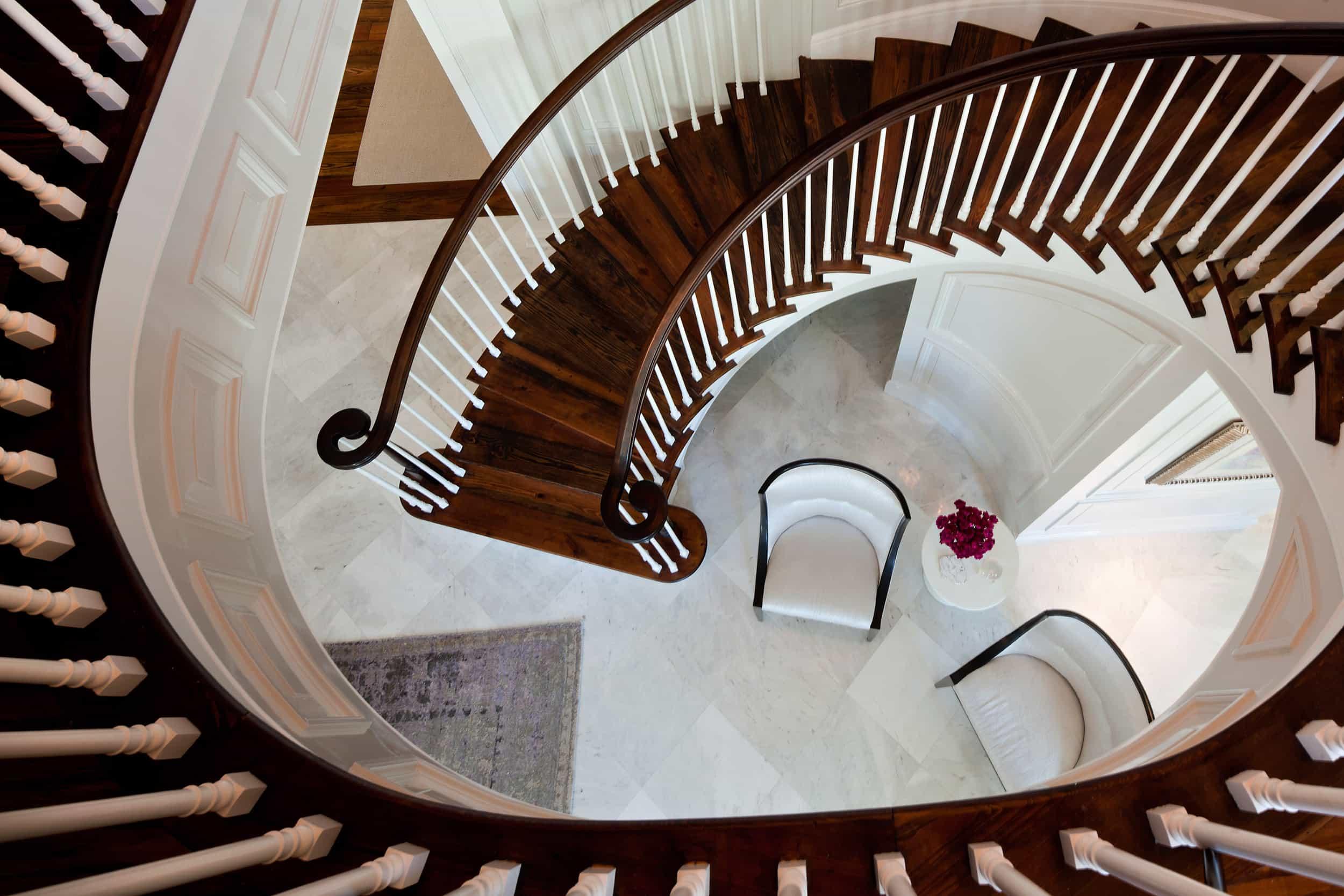 Georgian modern riverfront estate studio m interior design - Interior decorators jacksonville fl ...