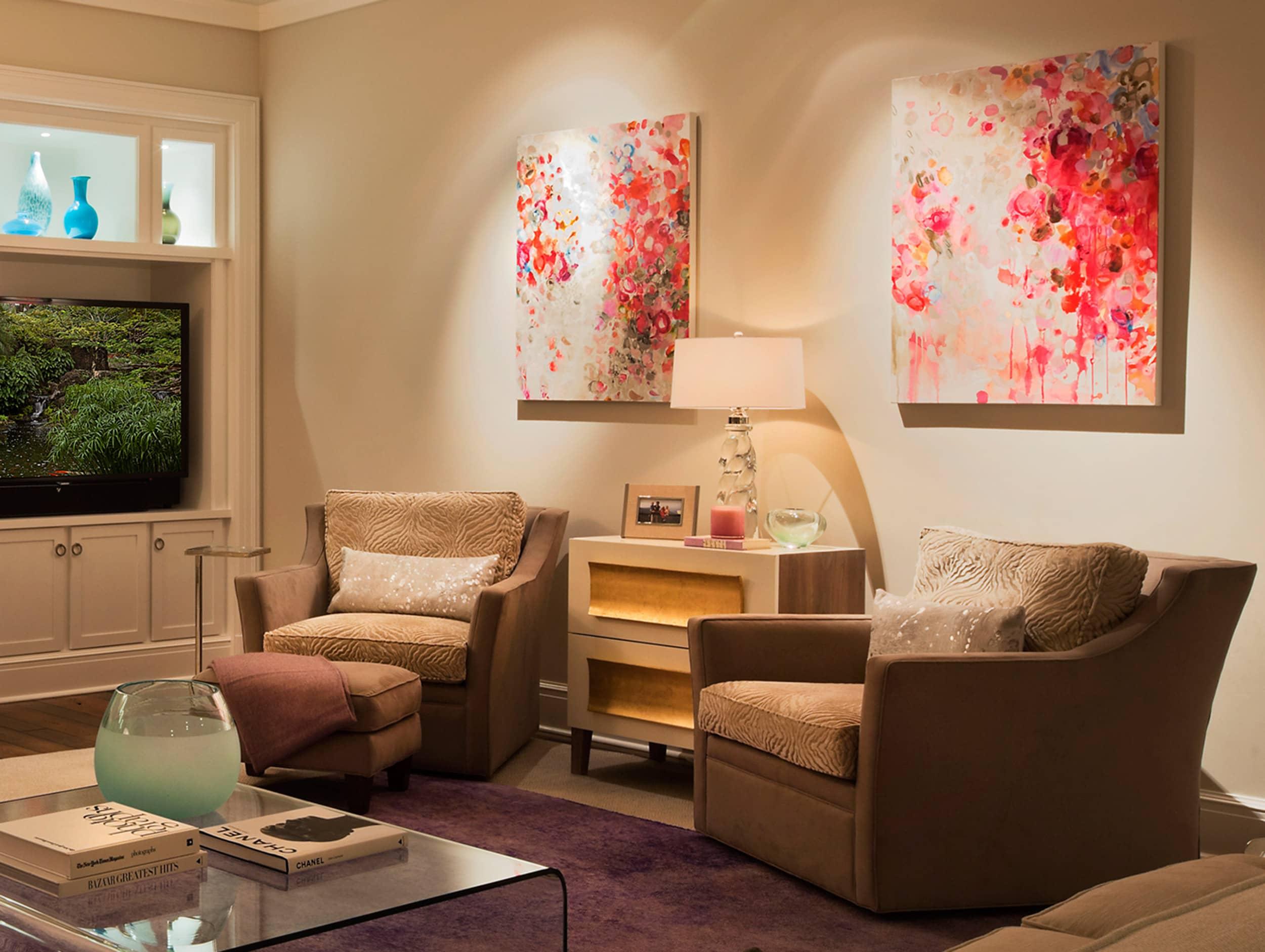 Georgian Modern Riverfront Estate | Studio M Interior Design