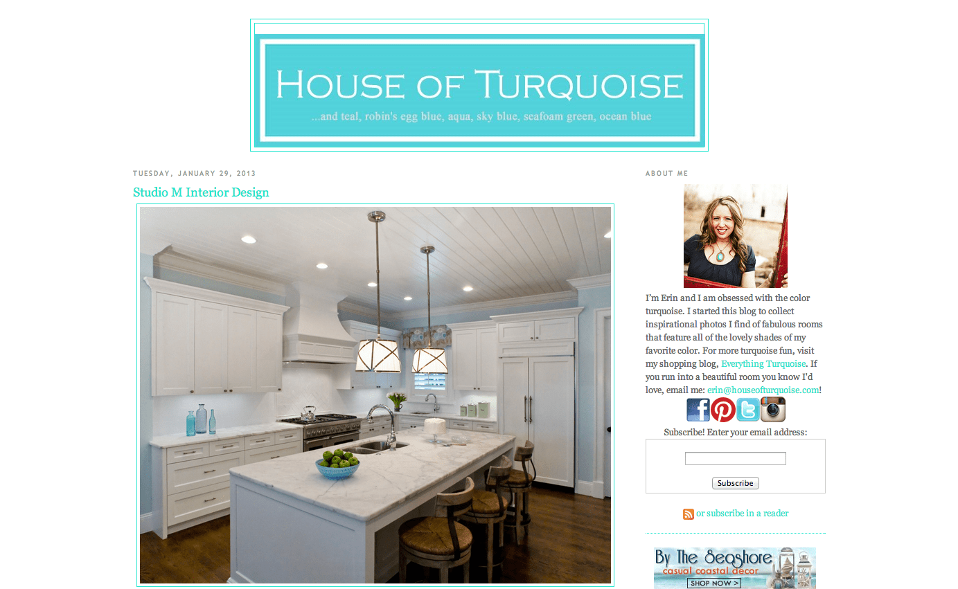Thank You House Of Turquoise