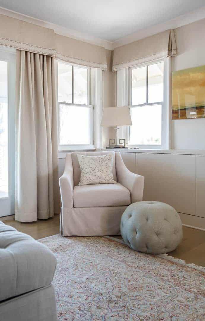 Coastal Contemporary Residential Interior Design
