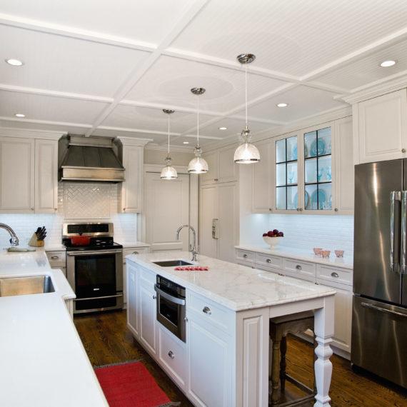 Cottage Kitchen Interior Design Jacksonville Florida