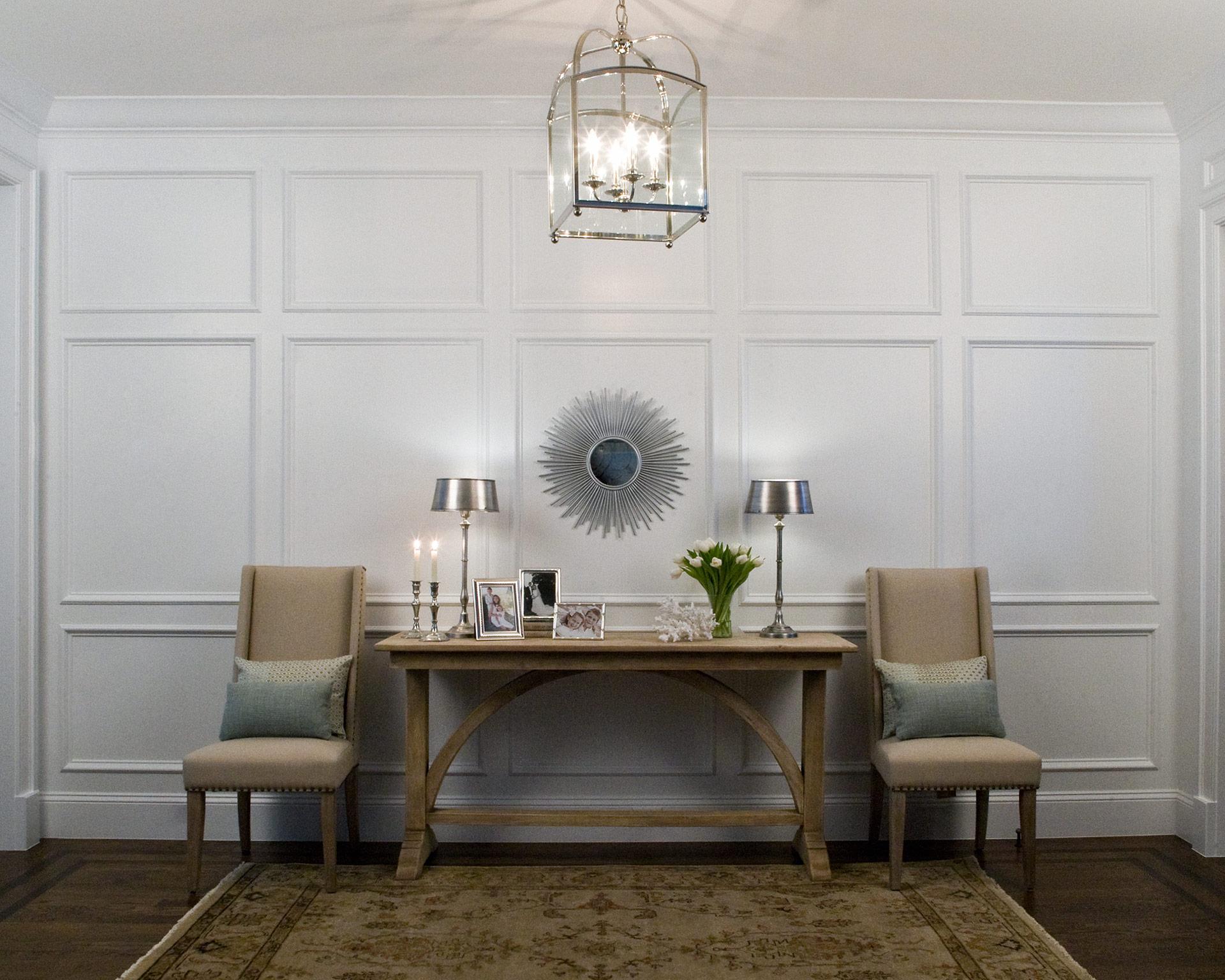 Coastal transitional cottage studio m interior design - Interior designers jacksonville florida ...