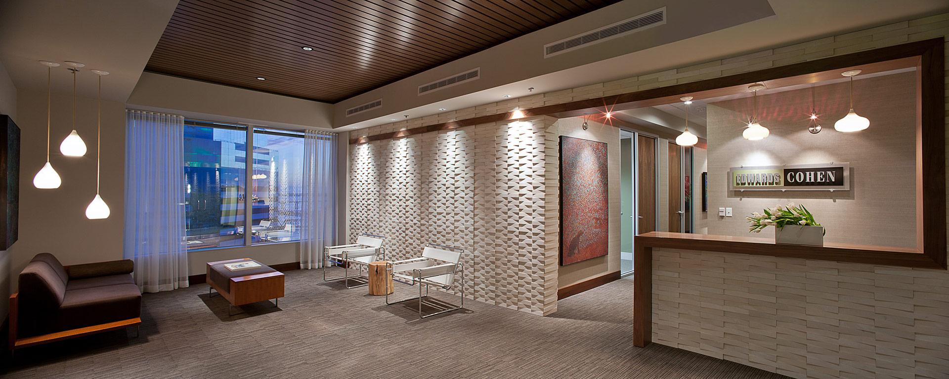 Modern law office studio m interior design for Studio interior design brescia
