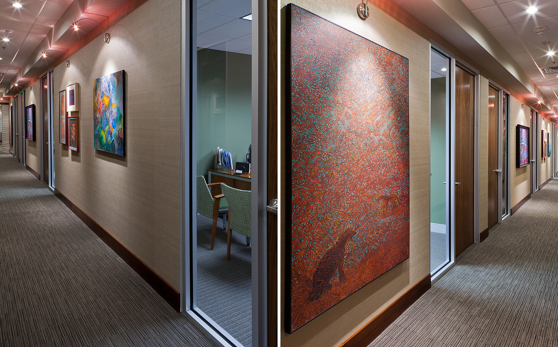 Interior Design For Law Office